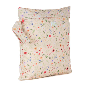 Baba & Boo Widlflowers Reusable Nappy Storage Bag (Small) - Tilly & Jasper