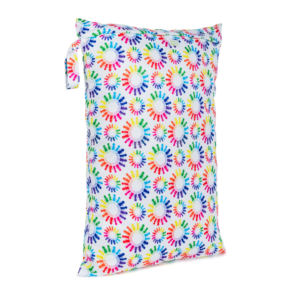Baba & Boo Tribes Reusable Nappy Storage Bag (Large)