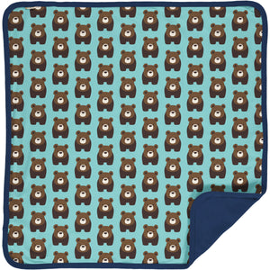 Maxomorra Blanket - Bear