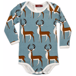 Organic One Piece - Blue Buck