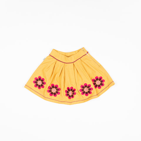 Image of Alba Nelly Skirt - Bright Gold