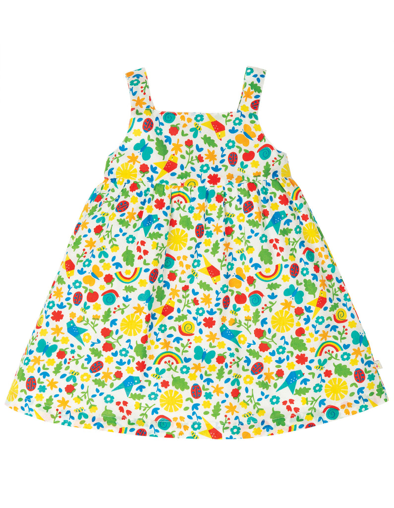 Frugi Jess Party Dress - Allotment Days