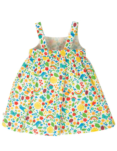 Image of Frugi Jess Party Dress - Allotment Days