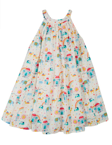 Frugi Tabitha Trapeze Dress - At The Taj