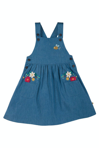 Frugi Perfect Pocket Pinafore Dress