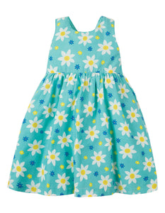 Frugi Porthcurno Party Dress - Daffodil Days - Tilly & Jasper