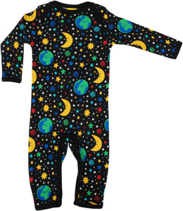 DUNS Babygrow - Mother Earth Black