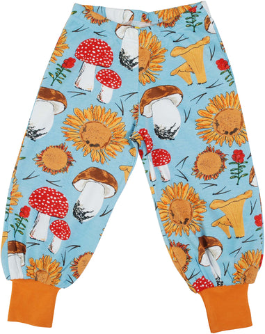 DUNS Baggy Pants - Sunflower Blue