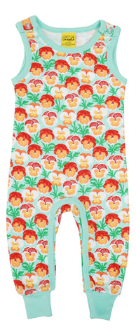DUNS Dungarees - Pansy - Beach Glass