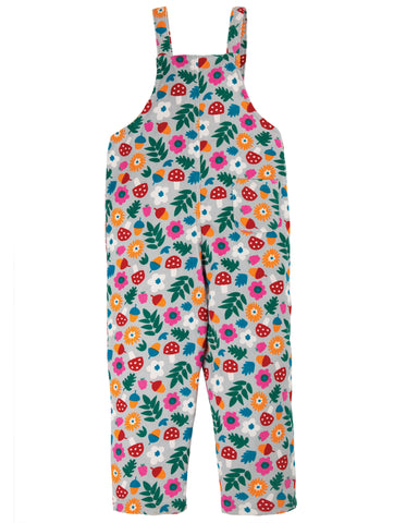Frugi Neptune Cord Dungaree - Tin Roof Lost Words