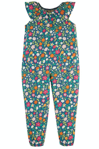 Image of Frugi Maya Dungaree - Flower Valley