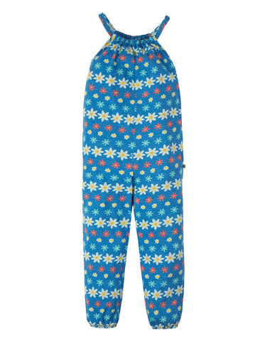 Image of Frugi Jay Jumpsuit - Flower Farm - Tilly & Jasper