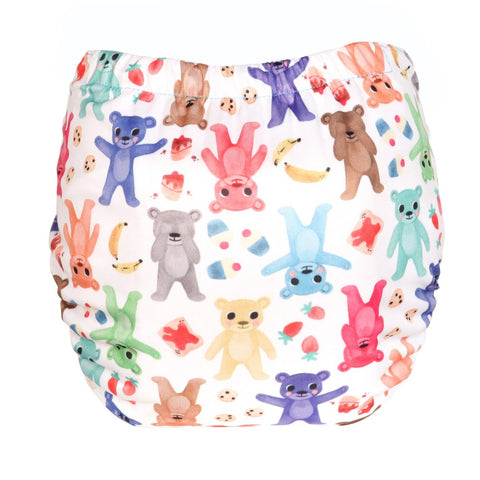 TotsBots Easy Fit Star Nappy - Bearbum