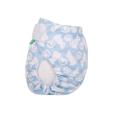 TotsBots Easy Fit Star Nappy - Squiddle