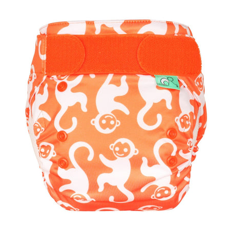 TotsBots Easy Fit Star Nappy - ChimPANTzee