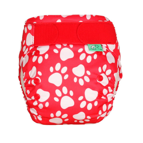Image of TotsBots Easy Fit Star Nappy - Pawfect