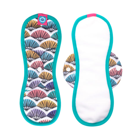 Image of Nora Single Reusable Sanitary Pad - Flirt Maxi