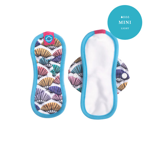 Nora Single Reusable Sanitary Pad - Flirt Mini