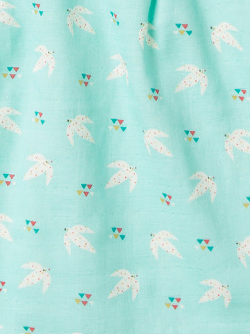 Image of LGR  Flying Free Summer Days Dress - Organic Cotton