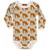 Image of Organic One Piece - Orange Fox