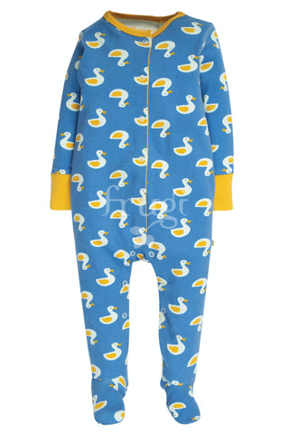 Image of Frugi Baby Gift Set - Puddle Ducks