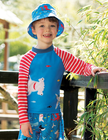 Frugi Harbour Swim Hat - Go With The Flow