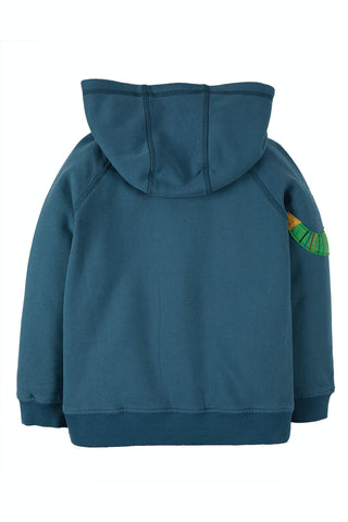 Frugi Hedgerow Hoody - India Ink/Snake