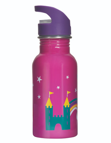 Image of Frugi Splish Splash Steel Bottle - Dragon