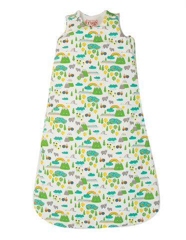 Frugi Snuggler Sleeping Bag - Land Of The Rising Sun