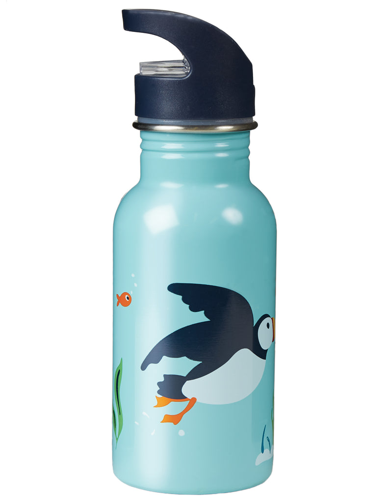 Frugi The National Trust Splish Splash Bottle - Puffin