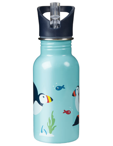 Image of Frugi The National Trust Splish Splash Bottle - Puffin