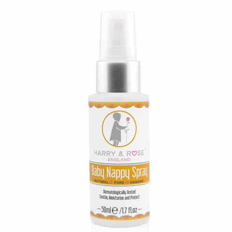 Image of Harry & Rose - Baby Nappy Spray