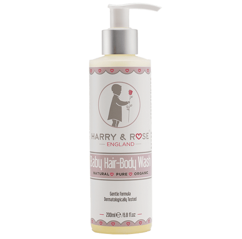 Harry & Rose - Baby Hair & Body Wash