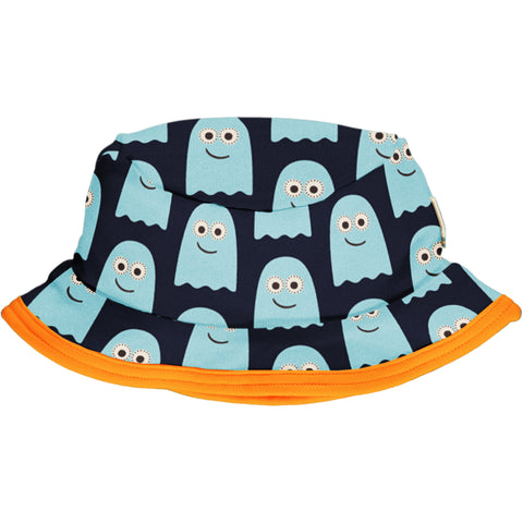 Maxomorra Sun Hat - Classic Ghost