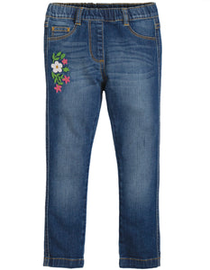 Frugi Julie Jegging - Mid Wash Denim - Tilly & Jasper