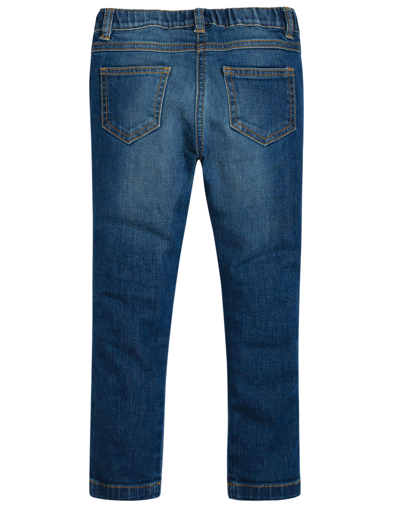 Frugi Julie Jegging - Mid Wash Denim