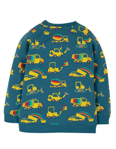 Image of Frugi Rex Jumper - Dig A Rainbow