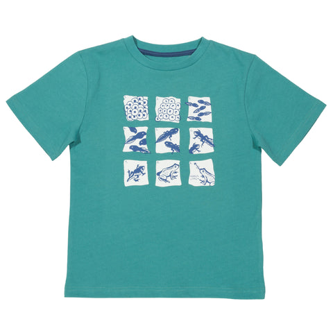 Image of Kite Tadpole Tale T-shirt