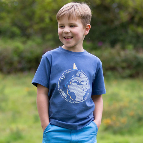 Image of Kite Solo Sailor T-Shirt