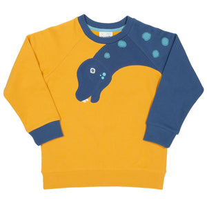 Kite Dino-Sleeve Sweatshirt