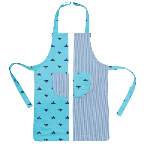 Image of Kite Wonder Whale Apron