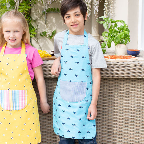 Kite Wonder Whale Apron