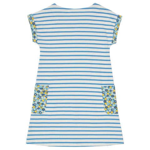 Kite Durdle Door Dress - Organic Cotton