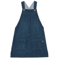Kite Denim Pinafore - Organic Cotton