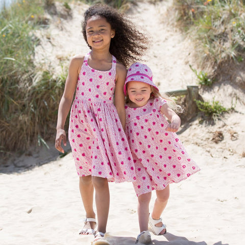 Kite Broderie best dress - Organic Cotton