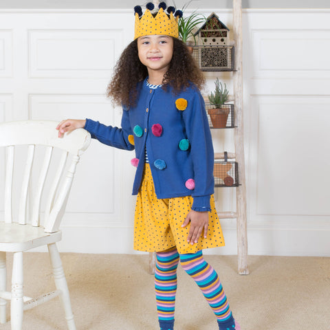 Kite Rainbow Leggings - Organic Cotton