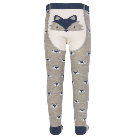 Image of Kite Foxy Spot Tights - Organic Cotton