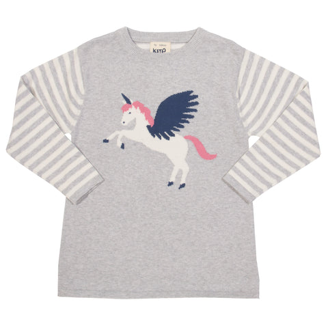 Image of Kite Pegasus Tunic Jumper - Tilly & Jasper
