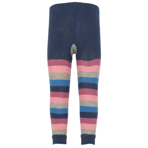Kite Stripy Pegasus leggings - Organic Cotton