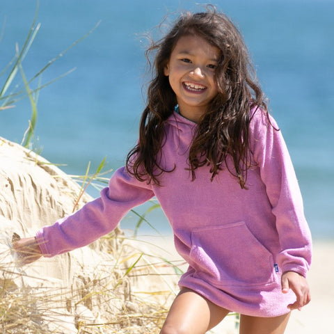Image of Kite Beach Cover-up - Violet - Tilly & Jasper